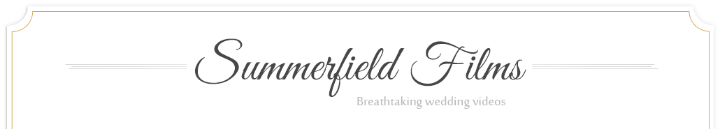 Summerfield Films Wedding Videographers Toronto logo